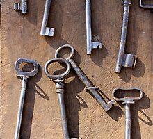 old set of keys by spetenfia