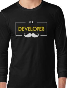Developer Long Sleeve T-Shirt