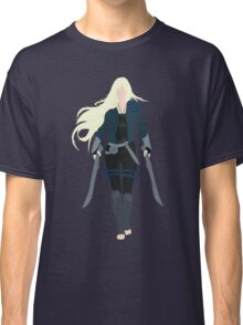 Throne of Glass   Minimalist Celaena Sardothien Classic T-Shirt