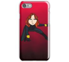 Cute Black Widow iPhone Case/Skin