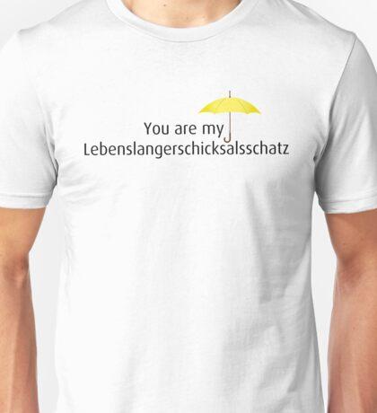 Did you find your lebenslangerschicksalsschatz yet? Unisex T-Shirt