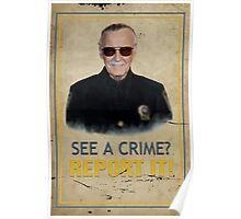 Officer Lee Poster