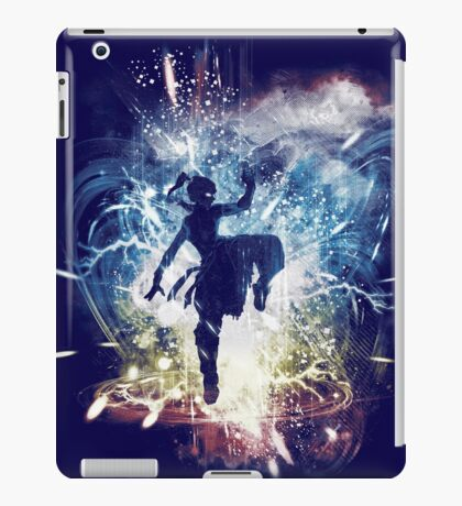elemental storm 2 iPad Case/Skin