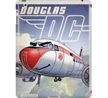 """WINGS Series """"DC-3"""" iPad Case/Skin"""