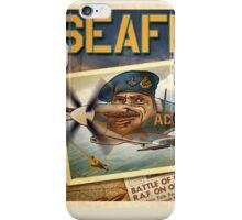 "WINGS Series ""SEAFIRE"" iPhone Case/Skin"