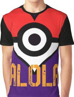Heart of Alola Graphic T-Shirt