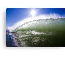 Gold Coast Suns Canvas Print