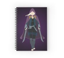 The Assassin's Blade | Minimalist Celaena Sardothien Spiral Notebook