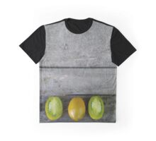Green bomb tomato Graphic T-Shirt