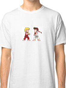 Street Brawler II (Wee-Guys) Classic T-Shirt