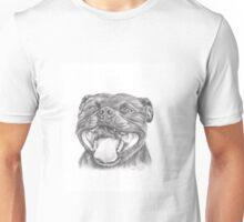 Staffie Smile - Staffordshire Bull Terrier Unisex T-Shirt