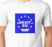 NEXIT Nederlands Holland leave EU Unisex T-Shirt