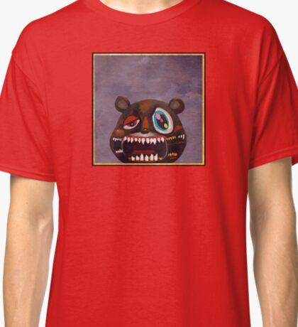 Kanye West - My Beautiful Dark Twisted Fantasy Bear Classic T-Shirt