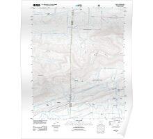 USGS TOPO Map Arkansas AR Bates 20110817 TM Poster