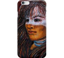The Ghost Mask iPhone Case/Skin