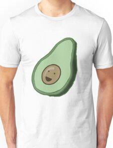 Happy Avocado Unisex T-Shirt