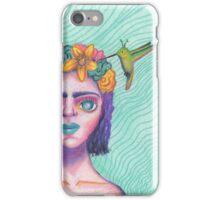 Flora et Fauna iPhone Case/Skin