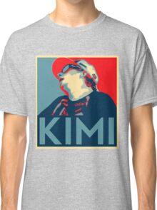 Kimi Räikkönen Hope Classic T-Shirt