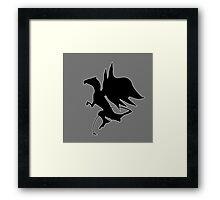 Dragon's Shadow Framed Print