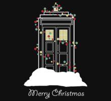 Christmas Sci-Fi - I by Nados