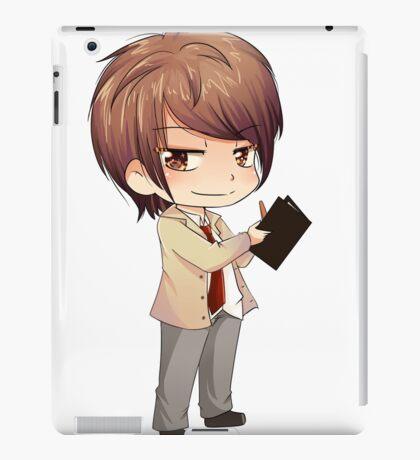 kira chibi iPad Case/Skin