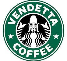 Vendetta Coffee by Cameron Jones