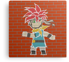 Crono Between Worlds Canvas Print