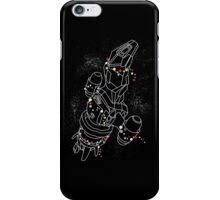Christmas Sci-Fi - III iPhone Case/Skin