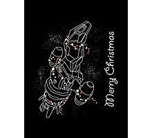Christmas Sci-Fi - III Photographic Print