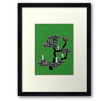 Kodama Tree Framed Print