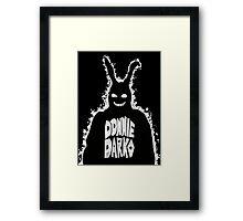 "Donnie Darko ""Frank the Bunny"" #2 Framed Print"