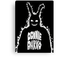 "Donnie Darko ""Frank the Bunny"" #2 Canvas Print"