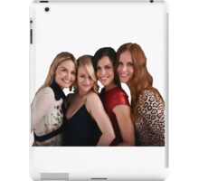 Once Upon A Time Female Cast iPad Case/Skin