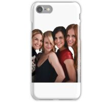 Once Upon A Time Female Cast iPhone Case/Skin