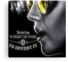 Holtzmann - Invent the Future Canvas Print