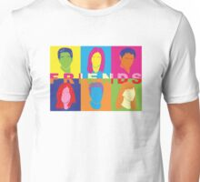 Friends Pop Art Unisex T-Shirt