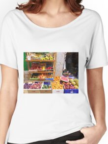 The Fruit And Vegetable Shop Women's Relaxed Fit T-Shirt