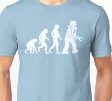 Robo-evolution Unisex T-Shirt