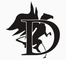 D for Dragon (Simple) Kids Tee