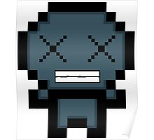 ??? Blue baby Binding of isaac Poster
