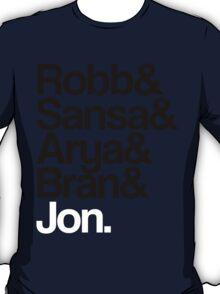 Forgot Rickon T-Shirt
