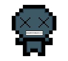 ??? Blue baby Binding of isaac by leddinton