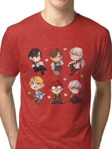 Mystic Messenger Set* Tri-blend T-Shirt