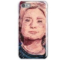 Hillary iPhone Case/Skin