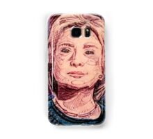 Hillary Samsung Galaxy Case/Skin