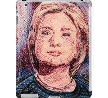 Hillary iPad Case/Skin