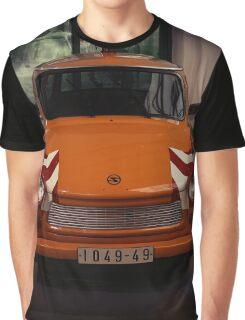 trabant, gdr trabant 601 Graphic T-Shirt