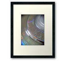 CD Framed Print