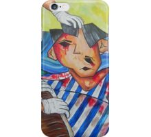 The Face of War iPhone Case/Skin