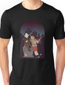 to young love (addams family) Unisex T-Shirt